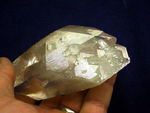 Extra-Terrestrial Crystal